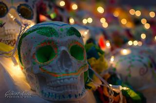 Skull Ofrenda