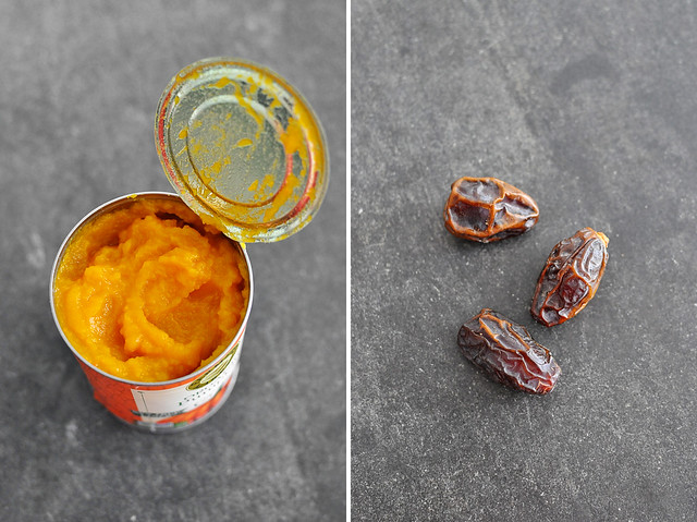 Pumpkin Puree & Dates