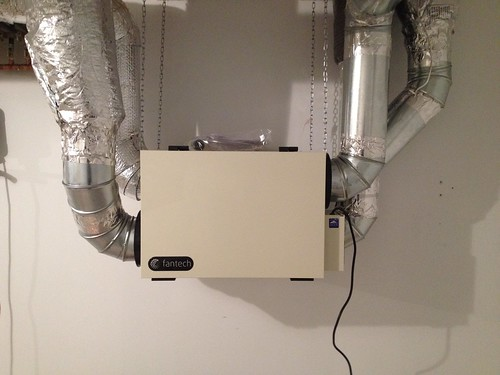 Heat Recovery Ventilator - Good for Cold Climates
