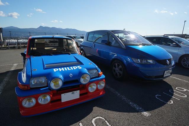 Renault 5 turbo & Avantime_DSC04806 - バージョン 2