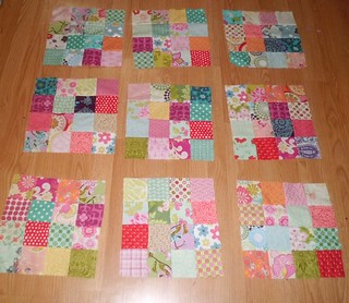 16 patch blocks