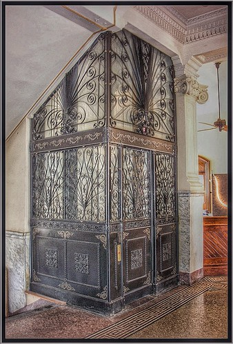 old city people house birdcage public architecture vintage court hall us photo office site nebraska iron flickr post interior gothic elevator treasury cage case ne step lincoln historical lancastercounty viewing radiator attraction nrhp onasill