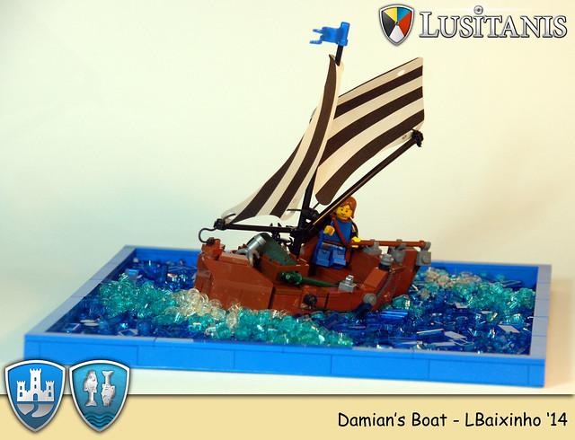 Damian's Boat (2)