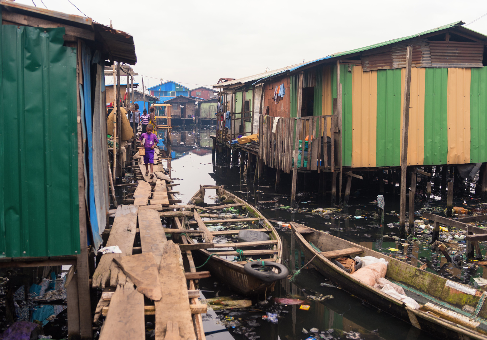 Makoko School Bound