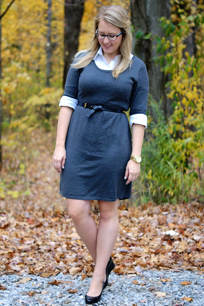 Old Navy - Women's Fit & Flare Sweater Dresses