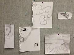 Daily drawings week 6