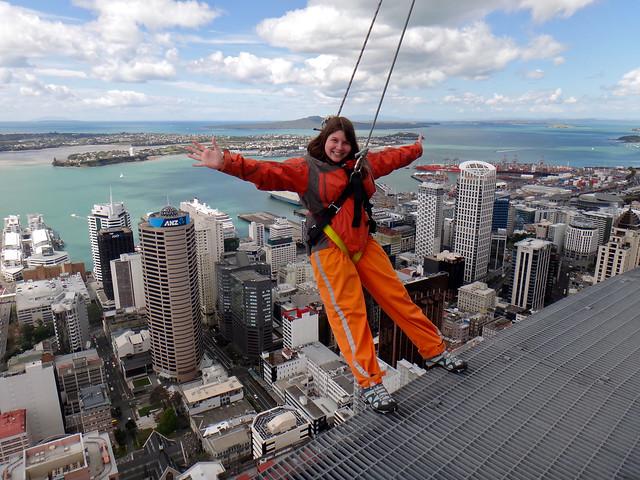Auckland Sky Walk