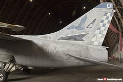 158819 AC-402 - E-308 - LTV A-7E Corsair II - Tillamook Air Museum - Tillamook, Oregon - 131025 - Steven Gray - IMG_7988