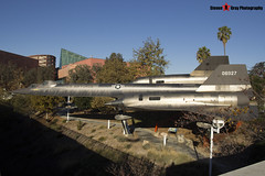 60-6927 - 124 - Lockheed A-12 Blackbird TA-12 Titanium Goose - California Science Center - Los Angeles, California - 141223 - Steven Gray - IMG_5859