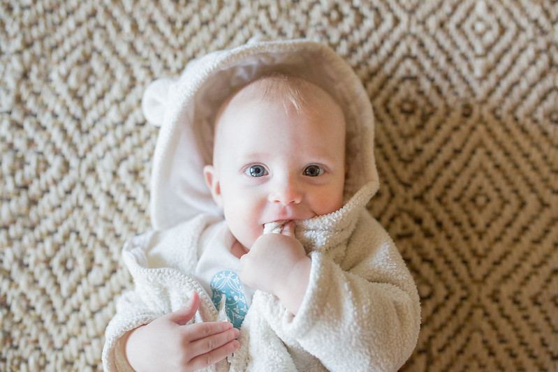 hazel five months
