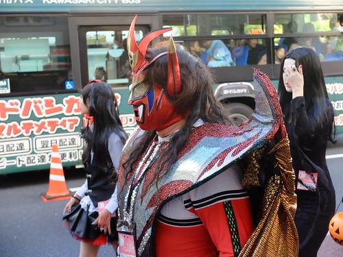 Kawasaki Halloween parade 2014 153