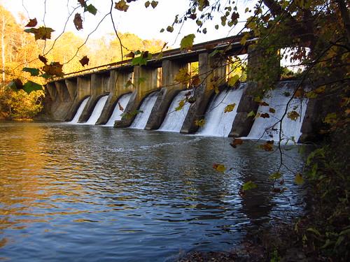 Burgess Falls Dam