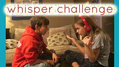 Thumbnail image for Whisper Challenge