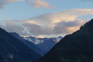 132 Uitzicht hotel Gletscherblick