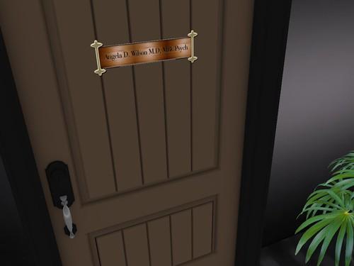 DAY EIGHTEEN: Office Door