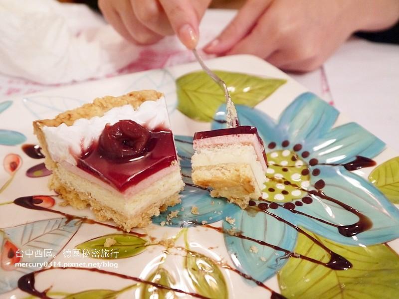 15688998419 46a8ae8692 b - 台中西區【德國秘密旅行】充滿德國風情與道地風味的特色餐廳,家庭聚會慶生午茶都很溫馨(已歇業)