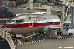 N213US - 20213 160 - USAir  - Boeing 737-201 - The Museum Of Flight - Seattle, Washington - 131021 - Steven Gray - IMG_3358