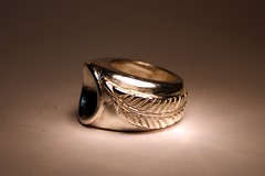 Lorna McKillop - Feather Ring