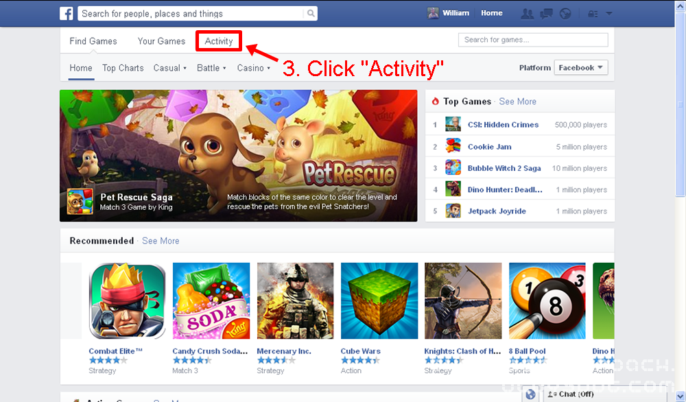 awareness, facebook, game invites, games, how to turn off annoying facebook game invites for pc, pirate kings