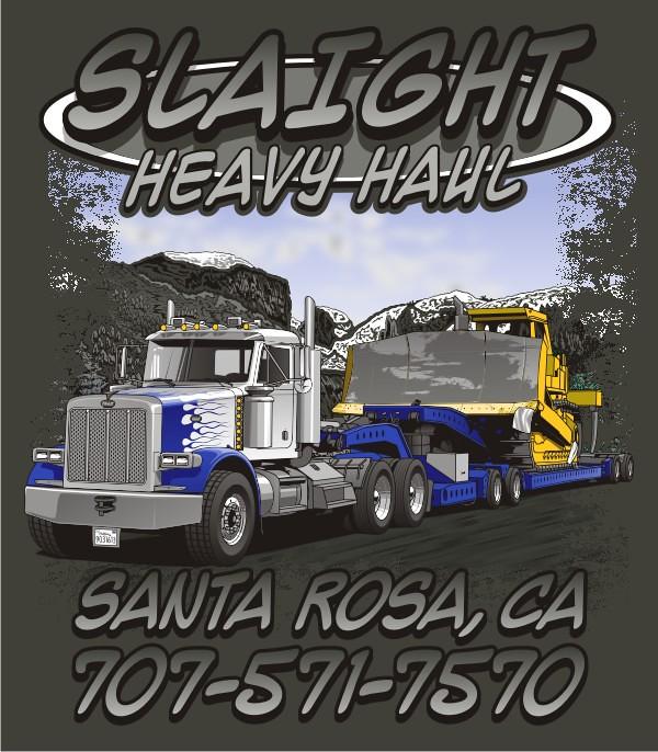 we design custom trucking shirts