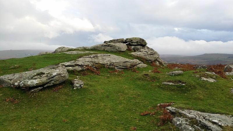 Heckwood Tor #dartmoor #sh