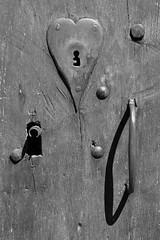 des clés et des serrures