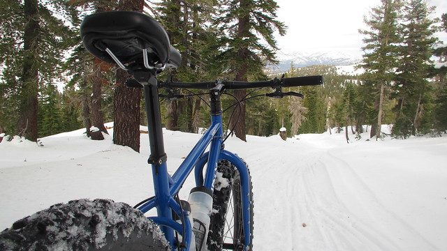 Fat Bike ride from Red Lake