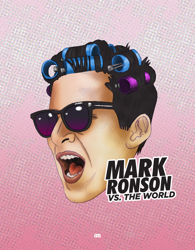 Mark Ronson vs. the World