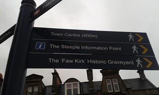 Sign o the Fawkirk