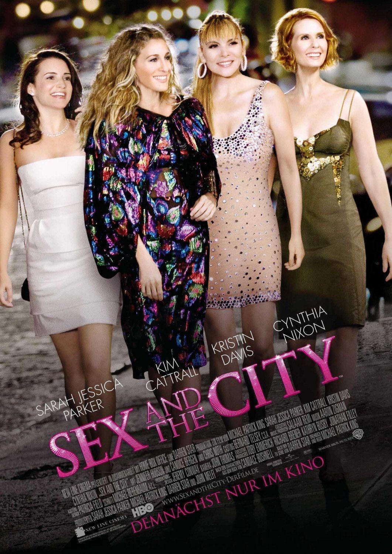 Sắc Tình Đô Thị - Sex And The City (2008)