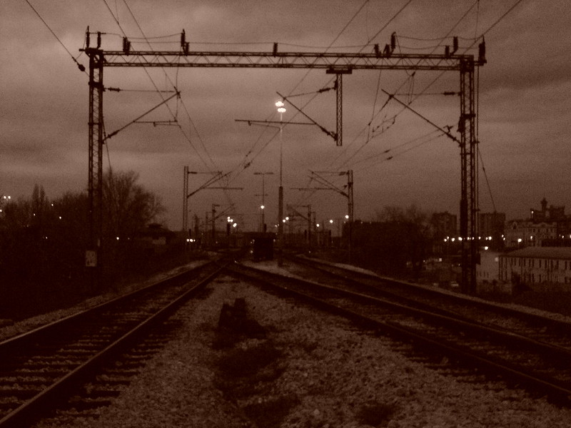 Tracks to Belgrade