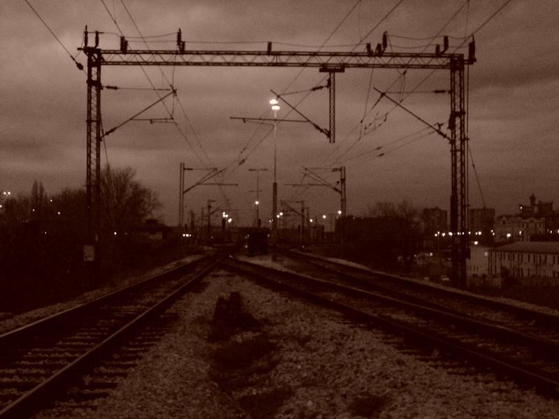 Tracks to Belgrade