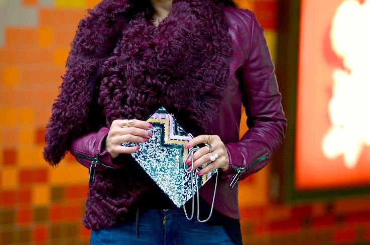 DSC_9100 Tony Cohen jacket, Zara glitter box, Tamara Chloé3