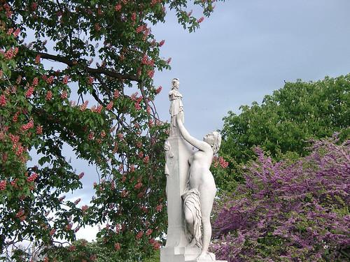 Kassandra sucht Schutz bei Athene