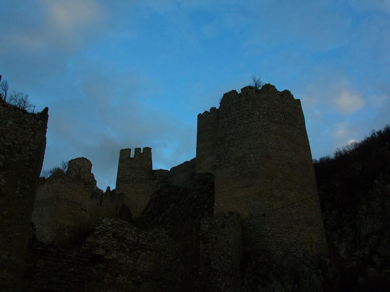 14 Century Towers, Golubac