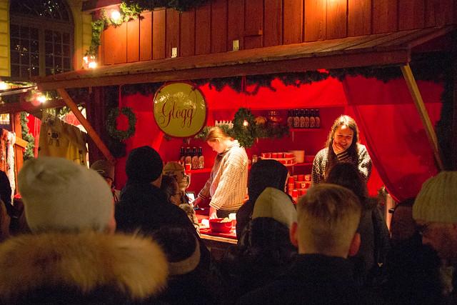 Julmarknad gamla stan 2