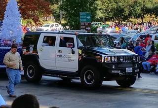 Austin, TX Police Hummer H2 Rescue Unit