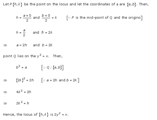 RD-Sharma-class-11-Solutions-Chapter-22-Brief-review-of-cartesian-system-of-rectangular-coordinates-Ex-22.2-Q-11