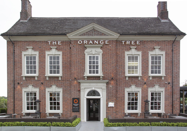 The Orange Tree - Stoke-on-Trent