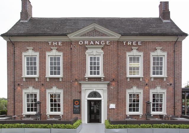 The Orange Tree - Stoke-on-Trent
