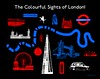 Photo Map: Colourful Sights of London