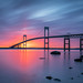 Claiborne Pell Bridge by BSwope