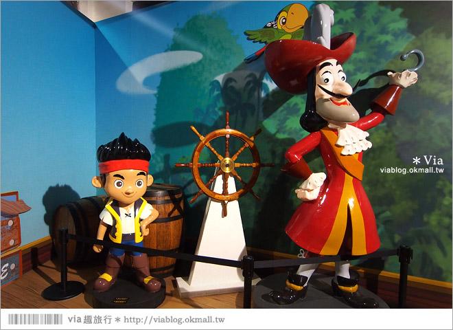 【迪士尼90週年特展】2014台北松山迪士尼特展~跟著迪士尼回顧走過90年的精彩畫面!19