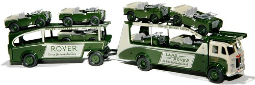 Oxford Leyland trasporto Rover 1