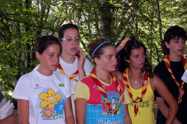 Campo Estivo 2008 - 2009