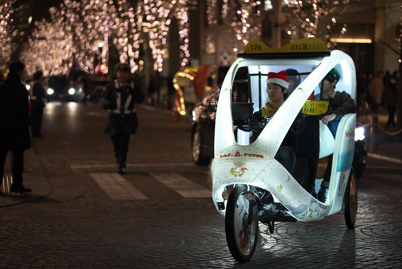 東京ミチテラス2014 Tokyo michiterasu 2014年12月24日