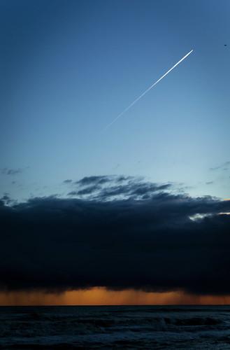Volare sul temporale