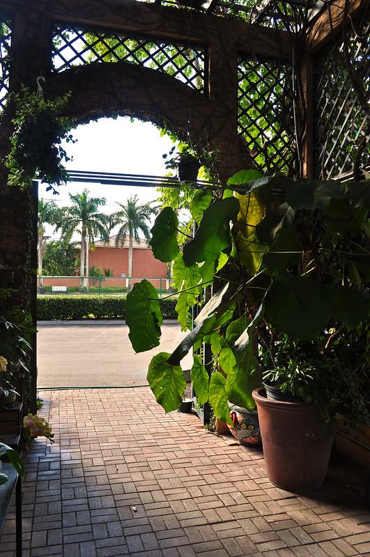 Coverd Porch