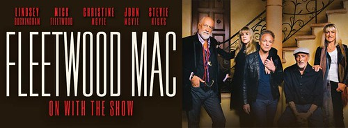 Fleetwood Mac On With The Show Tour Ad