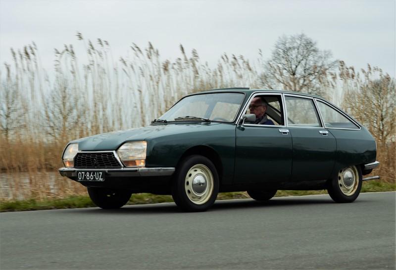 Citro 235 N Gs 1972